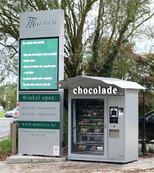 Magex Big Store Chocolat