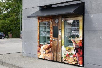 Magex Dble Evo Boulangerie